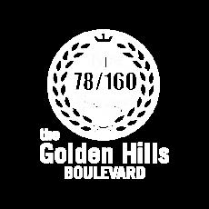 Logo de Golden Hills