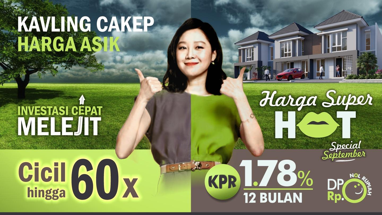 Kavling Cakep Cilil 60x